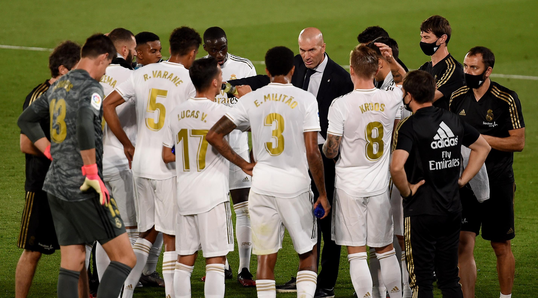 Реал Мадрид е на прага на рекордната си 34-а титла