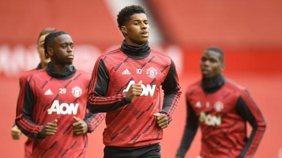 Нападателят на Манчестър Юнайтед Маркъс Рашфорд ще стане най-младият почетен