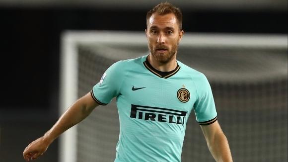 От Интер са готови да продадат полузащитника Кристиан Ериксен през