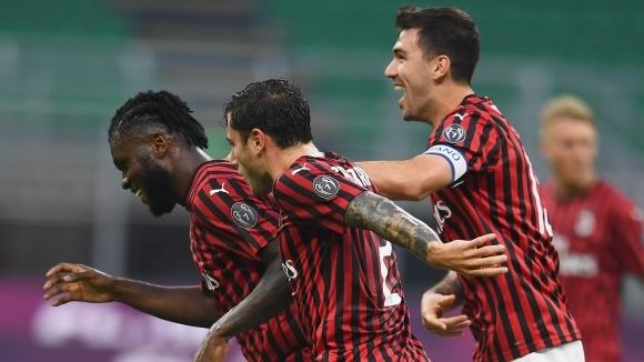 Отборите на Милан и Парма излизат един срещу друг на