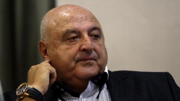 Президентът на Славия Венцеслав Стефанов коментира пред Sportal.bg думите на