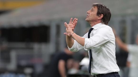 Наставникът на Интер Антонио Конте коментира предстоящия мач срещу СПАЛ