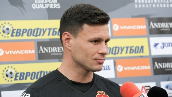 Васил Божиков говори за престоя си в Слован (Братислава) и