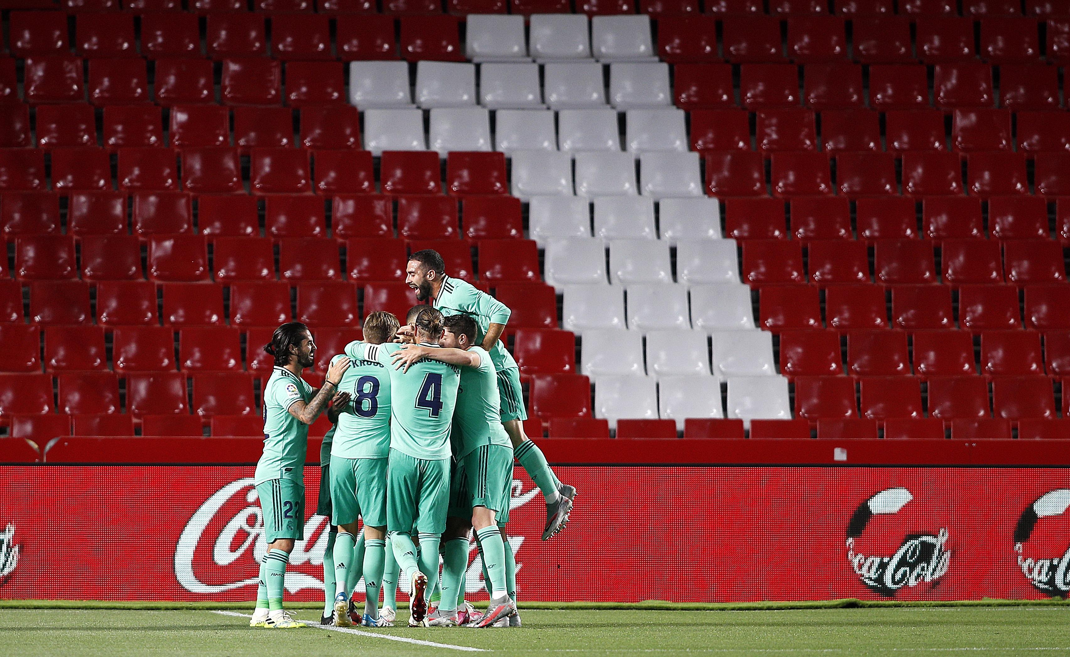 Още преди Реал Мадрид да е станал шампион на Испания,