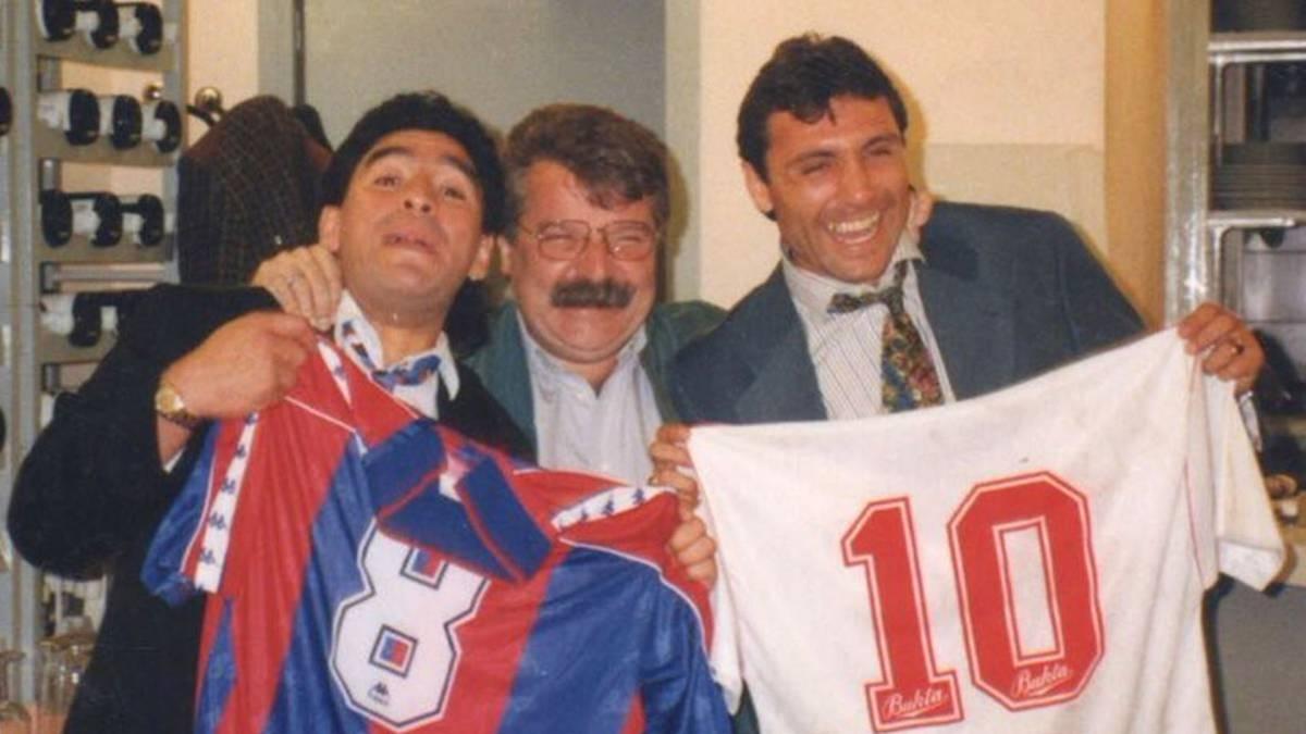Легендата на българския футбол и Барселона Христо Стоичков не крие