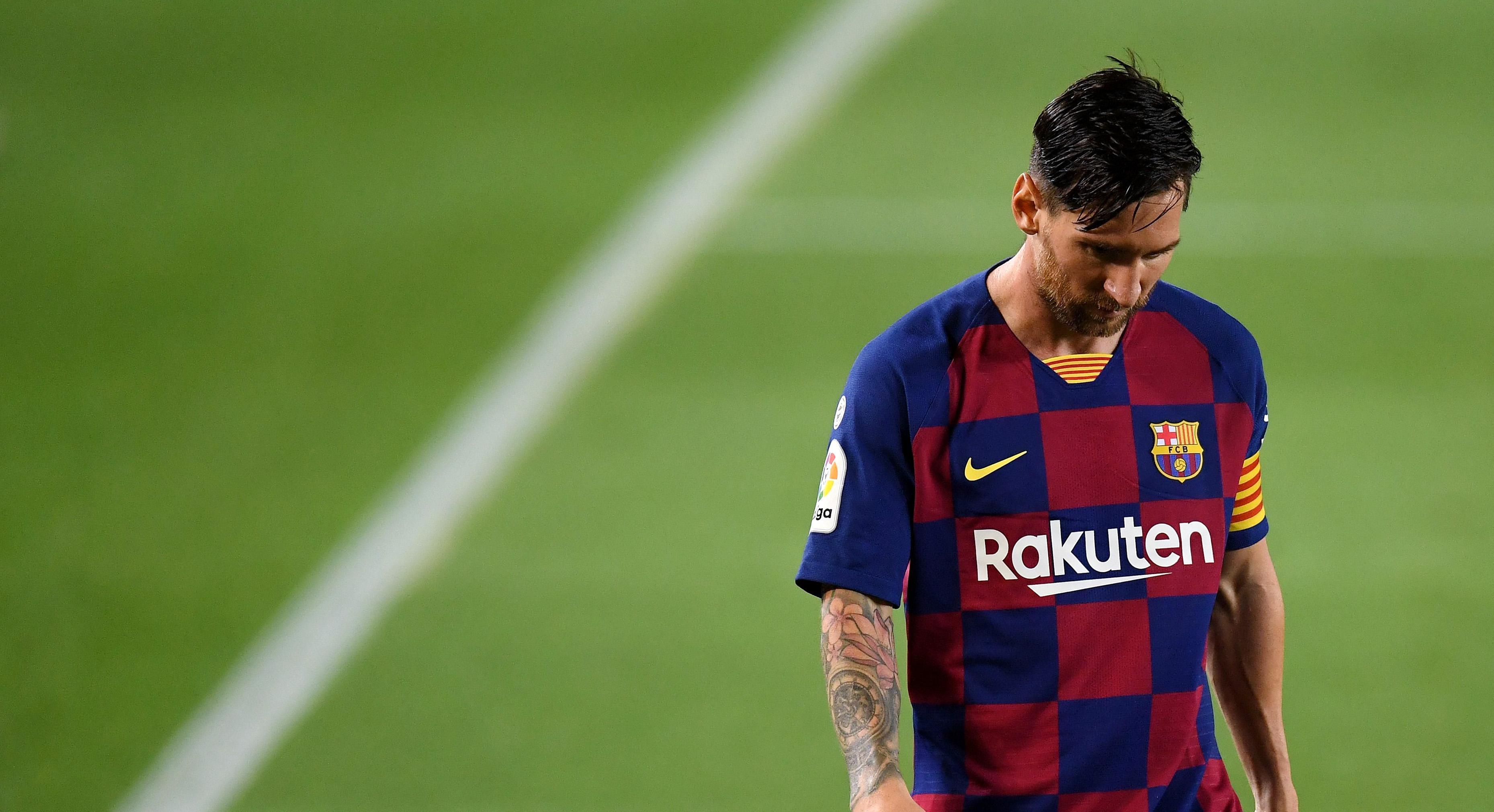 Може би за последен път като шампион Барселона посреща Осасуна