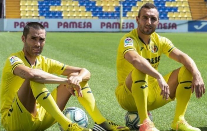 Виляреал обяви, че полузащитниците Бруно Сориано и Санти Касорла ще