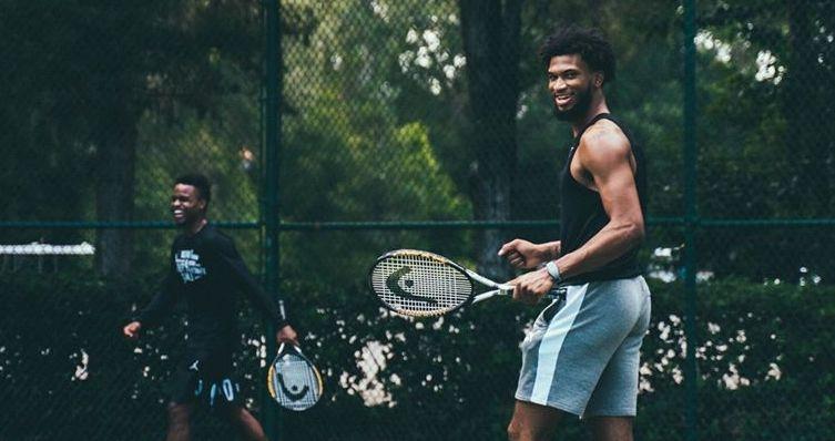 Играчите на Сакраменто Кингс решиха да разнообразят тренировъчния процес с