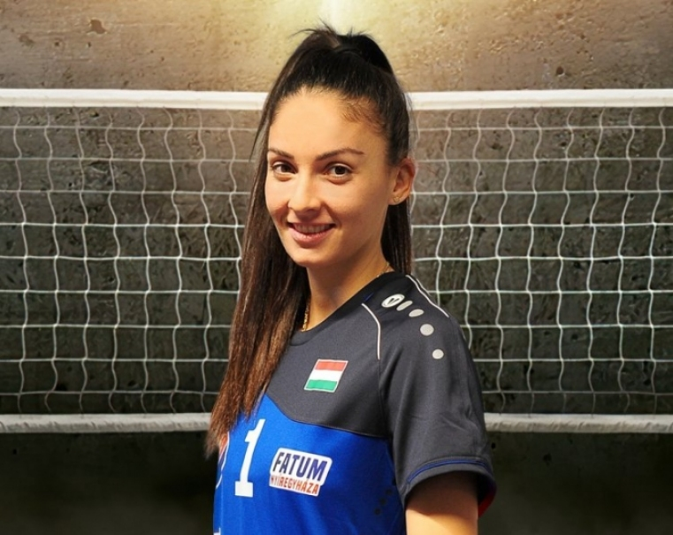 Българската волейболистка Ралица Василева ще играе за втори пореден сезон