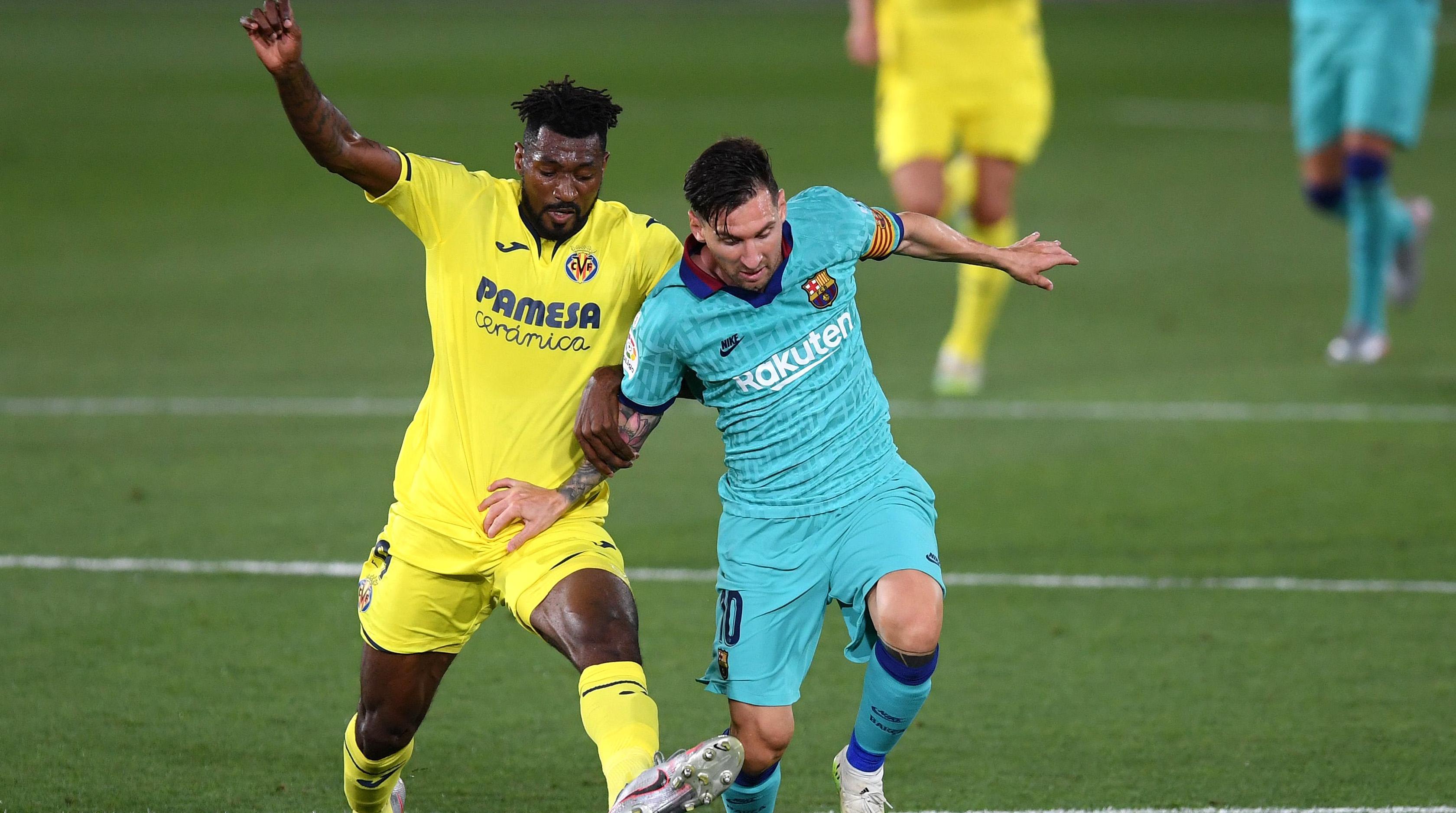 От Барселона са убедени, че Лионел Меси е заслужавал да