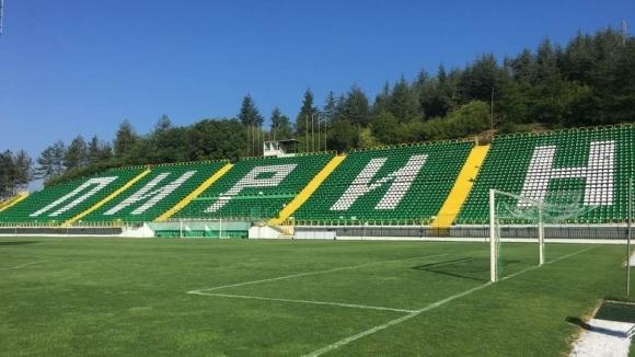 Всички седалки на стадион