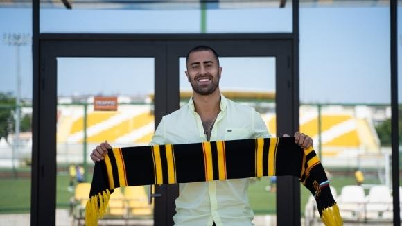 Ботев (Пловдив) осъществи петия си летен трансфер, привличайки бразилеца Маркиньос