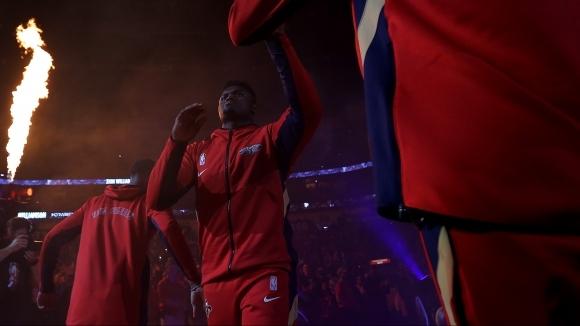 Официалният рестарт на сезона в НБА се дава след около