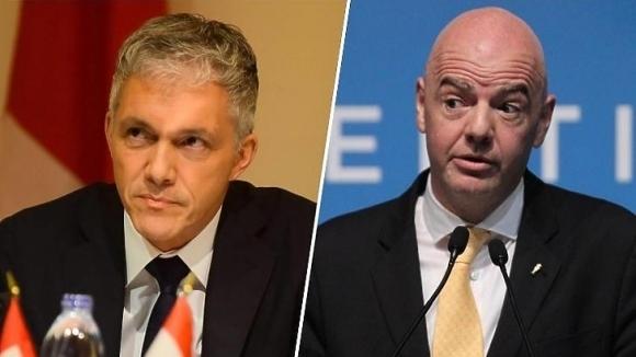 Швейцарският главен прокурор Михаел Лаубер предложи да подаде оставка заради