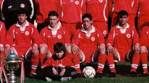 Бившият голмайстор на ЦСКА, Металург (Перник) и Марек Генади Симеонов