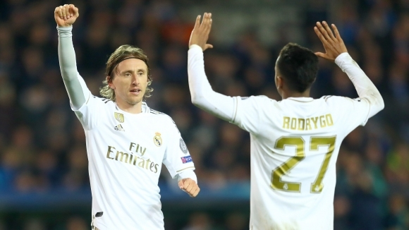 Младият талант на Реал Мадрид Родриго използва профила си в