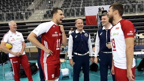 Световните шампиони по волейбол за мъже от 2014 и 2018