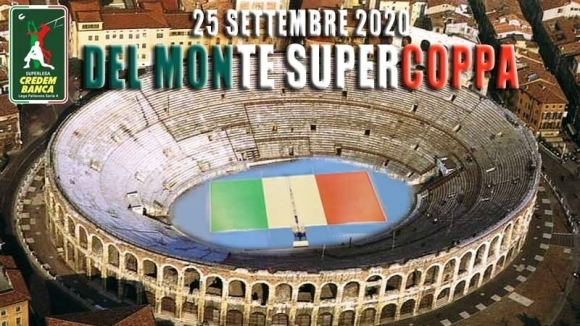 Финалът за волейболната Суперкупа на Италия ще се играе на