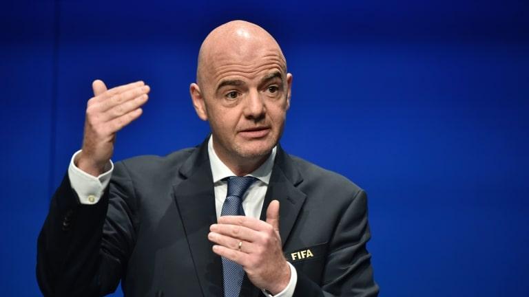Специален швейцарски прокурор започна разследване срещу президента на ФИФА Джани