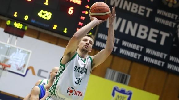 Баскетболният отбор на Балкан започва официално подготовка за сезон 2020/21