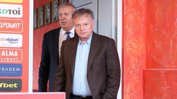 Един от акционерите на ЦСКА-София Юлиян Инджов взе отношение по