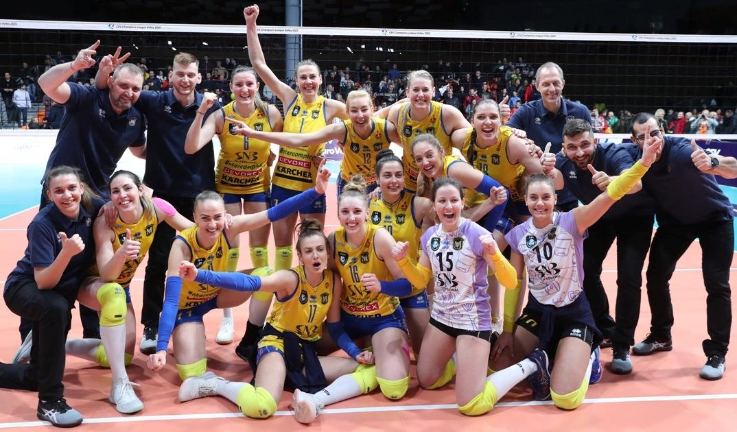 Шампионът на България Марица (Пловдив) ще започне подготовка за новия