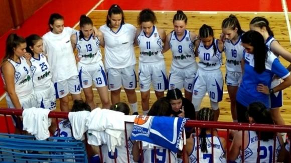 Рилски спортист е шампион при 16-годишните момичета за сезон 2019/2020.