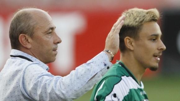 Двама футболистина Черно море получиха повиквателни за младежкия национален отбор