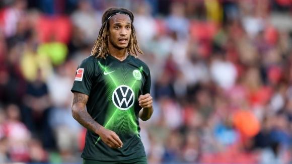 Защитникът Кевин Мбабу от Волфсбург ще пропусне осминафиналната среща реванш