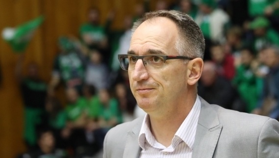 Старши треньорът на Балкан (Ботевград) Йовица Арсич е оптимист за