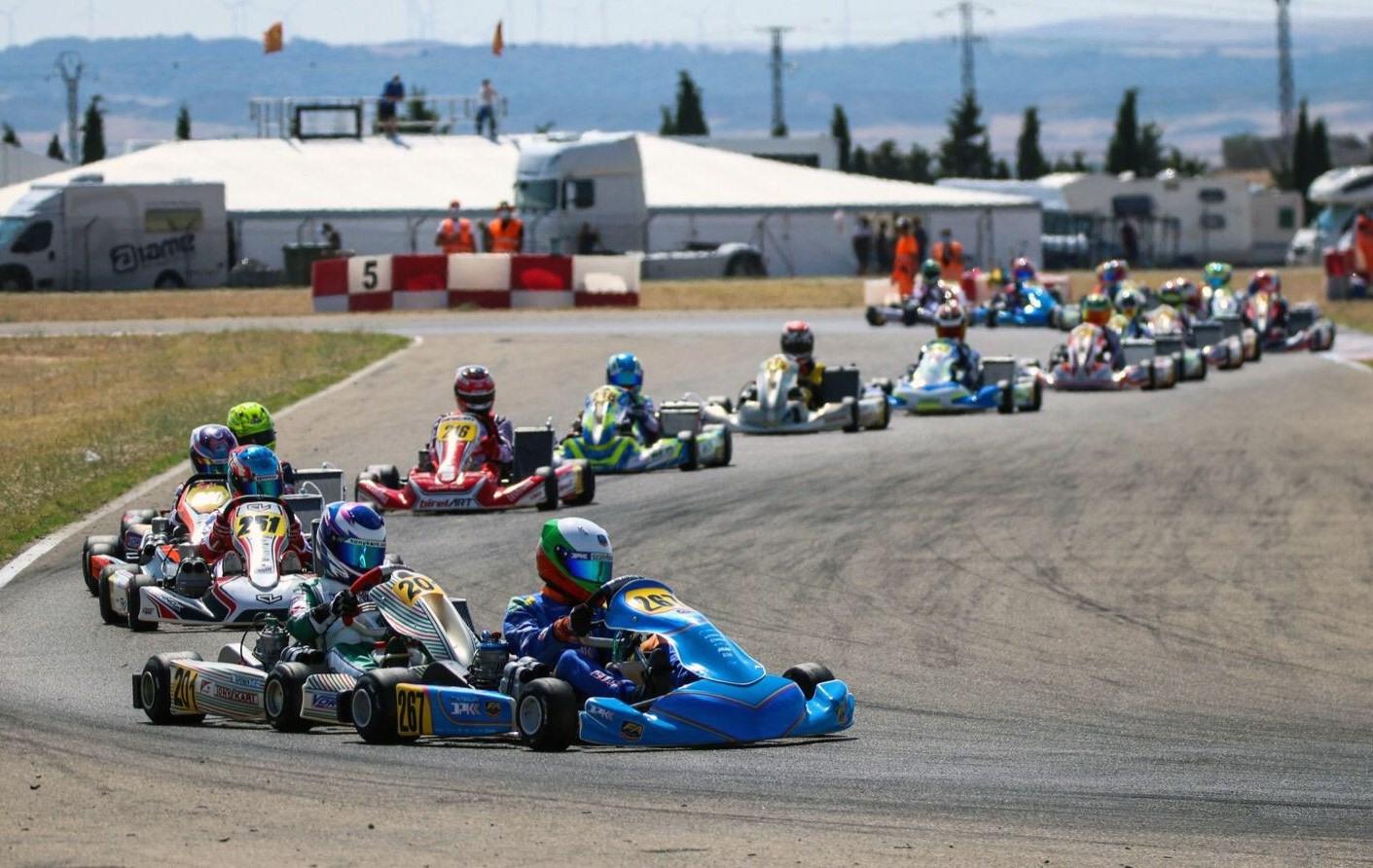 Младата надежда на българския моторен спорт завърши на чудесното осмо
