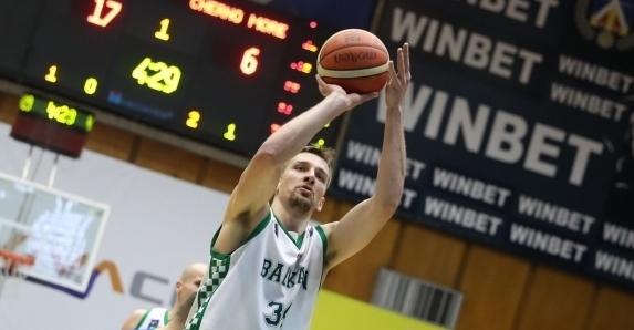 Капитанът на мъжкия баскетболен първенец Балкан (Ботевград) Митко Димитров заяви,