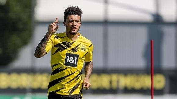 Темата за предстоящия трансфер на Джейдън Санчо от Борусия (Дортмунд)