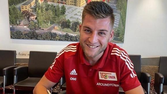 Унион (Берлин) привлече Робин Кнохе, потвърдиха от германския елитен клуб.