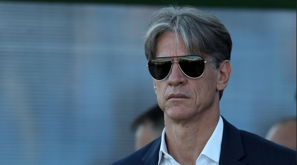 Ръководството на ЦСКА-София съобщи, че спортният директор на клуба Кристияно