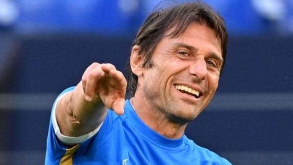 Наставникът на Интер Антонио Конте коментира предстоящото участие на тима