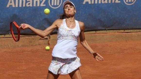 Българката Диа Евтимова постигна две двусетови победи в 14-ата седмица