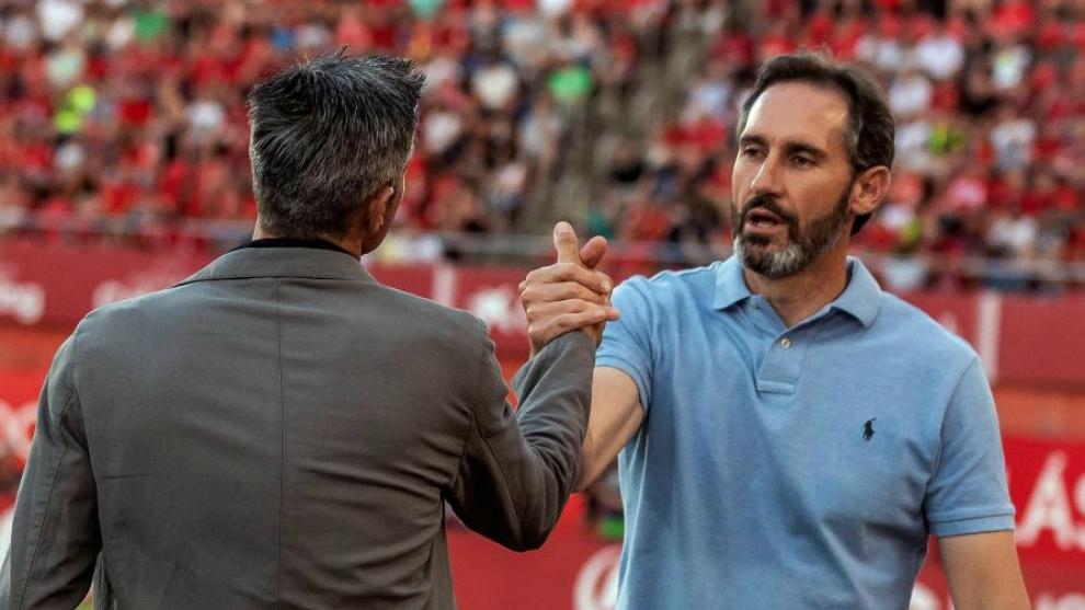 Висенте Морено е новият старши треньор на изпадналия от испанския