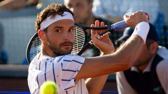 Единственият българин в тенис елита Григор Димитров отново обяви, че