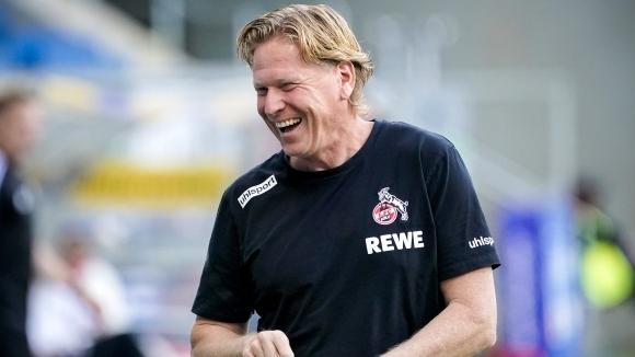 Старши треньорът на Кьолн Маркус Гиздол подписа нов договор до