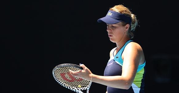 Рускинята Анастасия Павлюченкова се отказа от участие на Откритото първенство