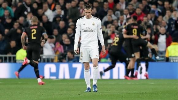 След последната тренировка на испанска земя наставникът на Реал Мадрид