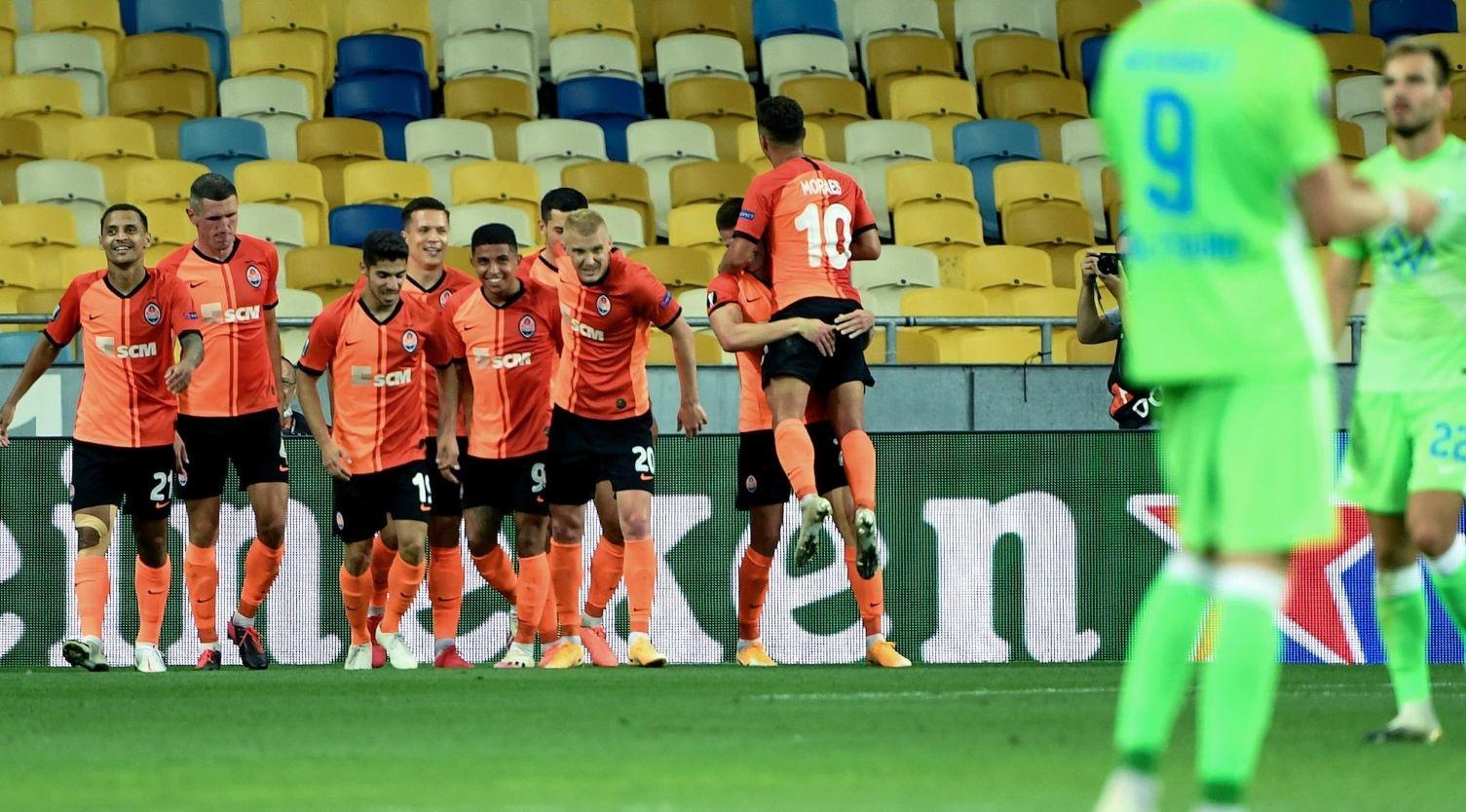 Шахтьор (Донецк) постигна категорична победа с 3:0 в реванша срещу