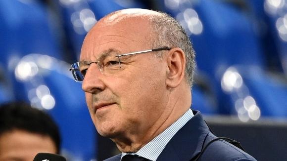 Спортният директор на Интер Бепе Марота потвърди новината от последните