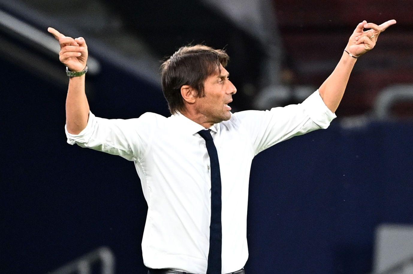 Треньорът на Интер Антонио Конте остана много доволен от победата