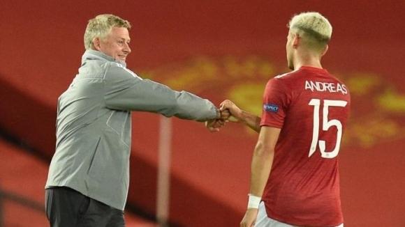 Мениджърът на Манчестър Юнайтед Оле Гунар Солскяер остана доволен от