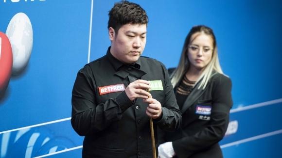 Ето всички осминафинални двойки на Световното първенство по снукър в