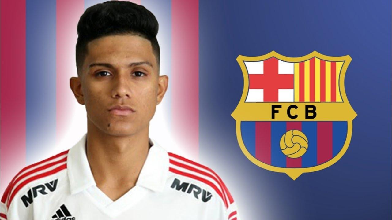 Ръководството на Барселона привлече 19-годишния нападател на Сао Пауло Густаво