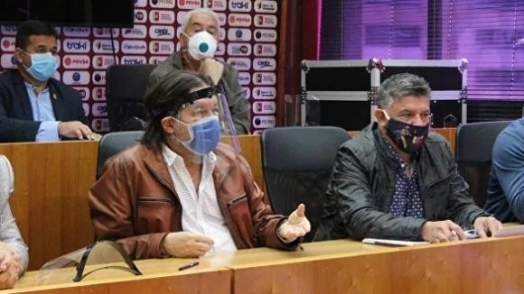 Президентът на Венецуелската футболна федерация Хесус Берардинели почина на 61-годишна