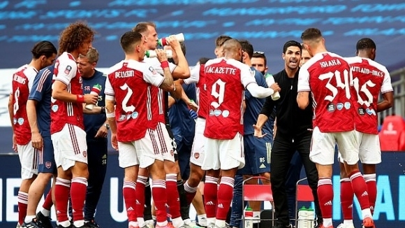 Футболистите на Арсенал са останали много разочаровани от решението на